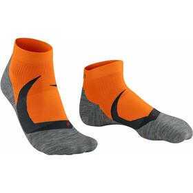 Falke RU 4 Cool Calzini Uomo, arancione/grigio